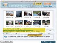 Mac logiciel de récupération de carte mémoire