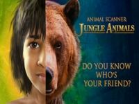 Animal scanner: Jungle