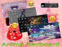Anime keyboard Theme HD