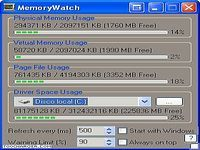 MemoryWatch
