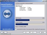 Partition Assistant Server Edition