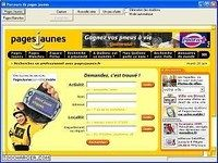 Capture Pages Jaunes