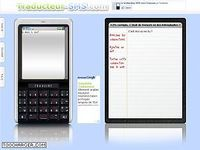 Traducteur de SMS