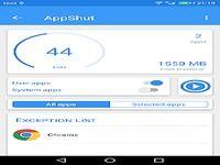 AppShut : Fermer toutes les applications