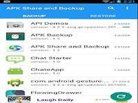 APK Share and Backup