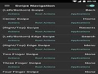 Swipe Navigation Unlocker