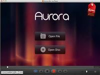 Aurora Blu ray Player for Mac
