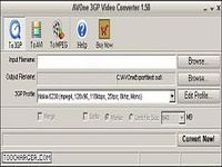 AVOne 3GP Video Converter