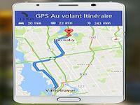 GPS Carte Guider