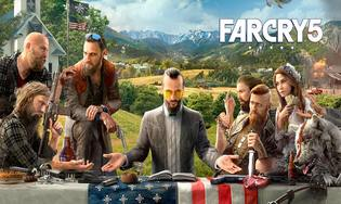 Far Cry 5 : Résistance PC