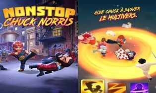 Non Stop Chuck Norris Android