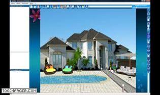 M tamorphose 3d t l charger gratuitement la derni re version for Logiciel 3d piscine