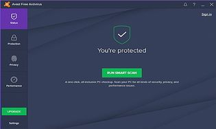 Avast! Antivirus Pro 2017