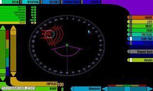 Artemis : Spaceship Bridge Simulator