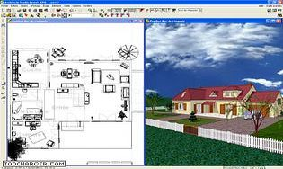 3d architecte expert cad t l charger gratuitement la for Conseil architecte gratuit
