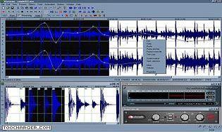 wavosaur diteur audio gratuit