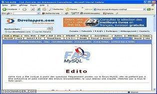FAQ MySQL