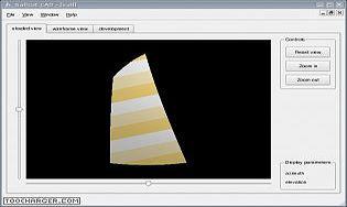 Sailcut CAD