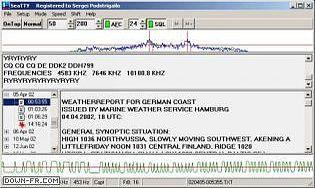La pêche russe 3 tableau de lexpérience et les catégories