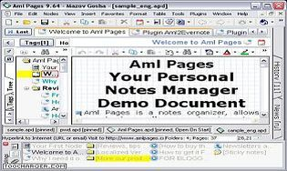 Aml Pages Portable Edition