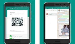 WhatsApp Web To Go Android
