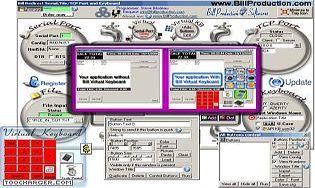 Bill Création de claviers virtuels