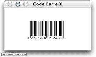 code 128a police de code barres téléchargement gratuit