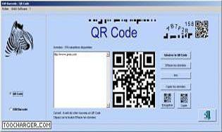 ean barcode et qr code t l charger gratuitement la derni re version. Black Bedroom Furniture Sets. Home Design Ideas