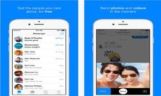 Facebook Messenger iOS
