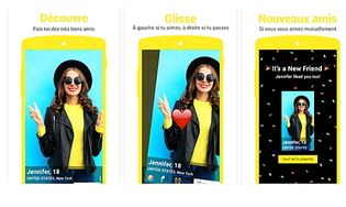 Yellow iOS