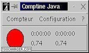 Comptine Java