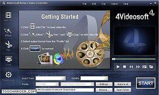 4Videosoft Archos Vidéo Convertisseur