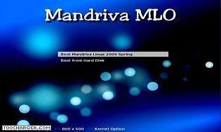 Mandriva MLO LiveCD