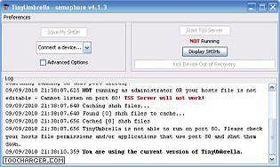 TinyUmbrella Linux