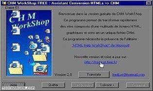 Chm WorkShop