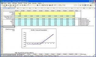 Option trading workbook