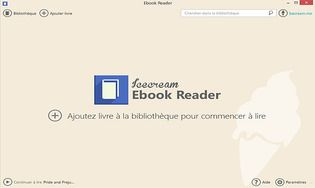Icecream Ebook Reader 4.53