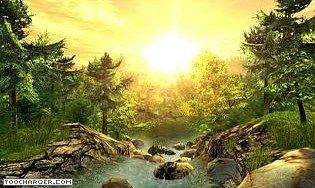 Nature 3D Screensaver
