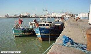 Bâteaux de pêcheurs