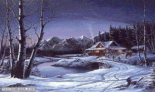 Winter wonders screensaver t l charger gratuitement la for Photo ecran veille gratuit
