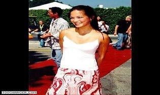 Kristin Kreuk screen saver