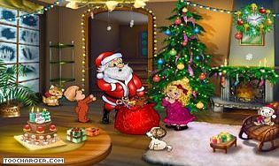 Christmas Entourage