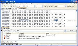 un editeur hexadecimal gratuit