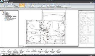Plan Maison Dwg Telecharger Gratuit. Bois Chaise Design Dwg. Villa Plans 2d  Dwgautocad Drawing. See Electrical Building Free
