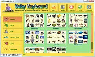 Baby Keyboard