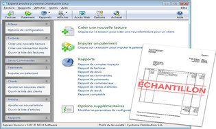 Express Invoice - Logiciel de Facturation