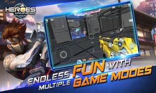 Heroes Unleashed Android