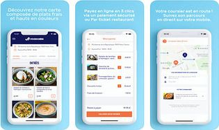Foodchéri Android