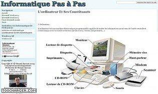 Initiation à l'informatique et ordinateur