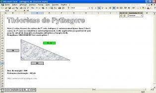 triangle rectangle pythagore aire p rim tre t l charger gratuitement la derni re version. Black Bedroom Furniture Sets. Home Design Ideas